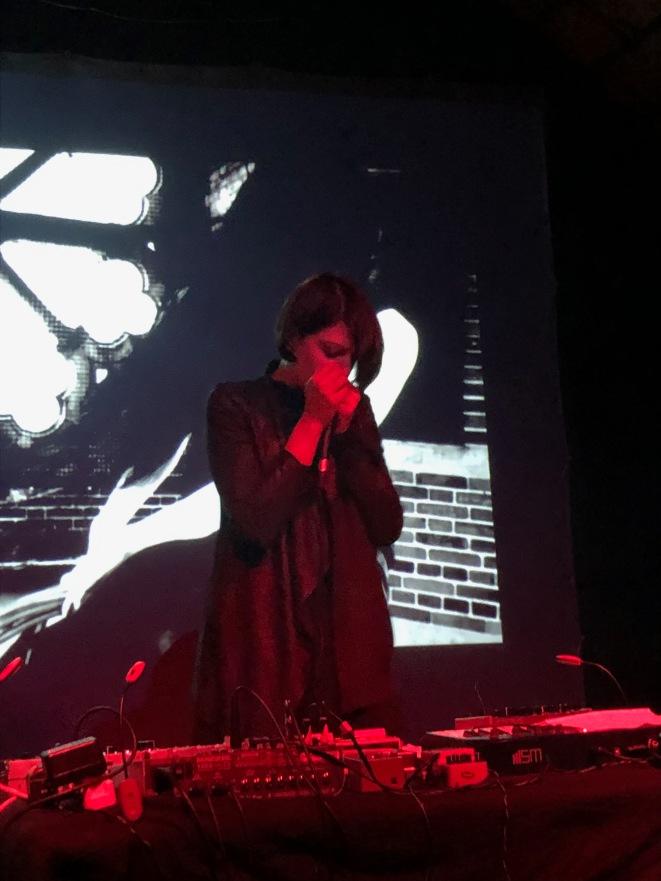 Live Paris 23-11-2018 - Les Voutes - Kosmo Kino Plaza